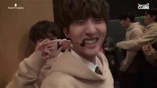 Pentagon Hui Laugh Compilation