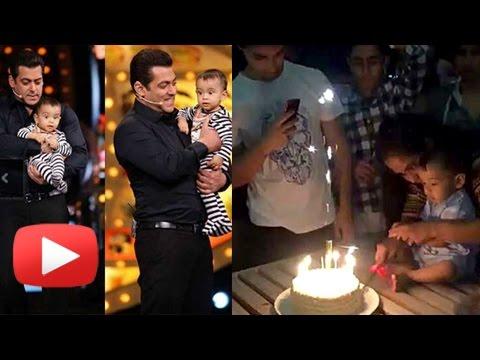 Xxx Mp4 Salman Khan Took 22 Hour Flight To Attend Baby Ahil39s 1st Birthday In Maldives 3gp Sex