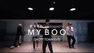 My Boo - GHOST TOWN DJ'S | Dori Choreography