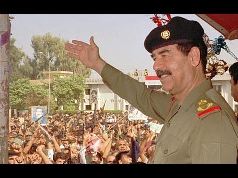 Tyrants and Dictators Saddam Hussein MILITARY HISTORY DOCUMENTARY