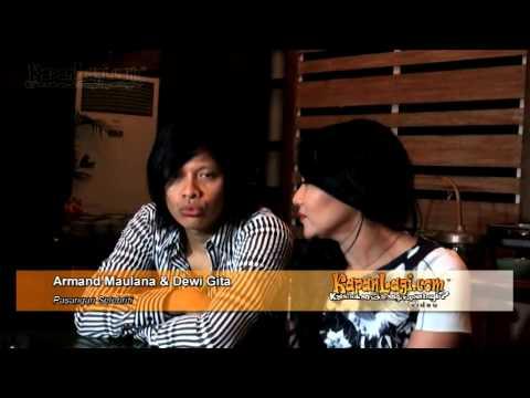 Dewi Gita Selalu 'Beradegan Hot' di Depan Suami