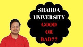 sharda university | Admission | Counselling | Study | Hostel | Placements