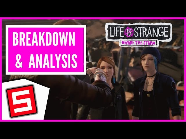 Life is Strange: Before the Storm Episode 3 Trailer Breakdown and Analysis