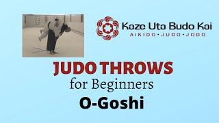 Judo - Basics of O-Goshi