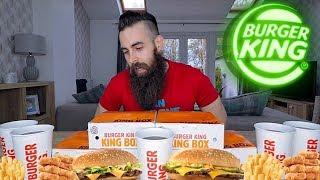 The 5 BK King Box Challenge | BeardMeatsFood