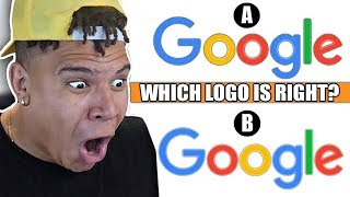 GUESS THAT LOGO CHALLENGE *IMPOSSIBLE*