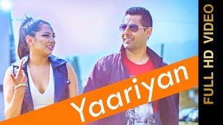 New Punjabi Songs 2016 || YAARIAN || GURJEET SANGHERA || Punjabi Songs 2016