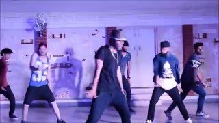Lets Nacho - Kapoor & Sons -  Urban Dance Center India - VOM April 2016