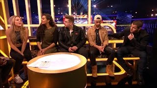 The Xtra Factor UK 2015 Live Shows Week 2 Results Boys and Girls Interview With Nick Jonas Full