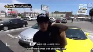 BTS En La Lavandería-Sub Español