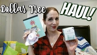 DOLLAR TREE HAUL!! 12-7-17 STOCKING STUFFERS/GIFT IDEAS!
