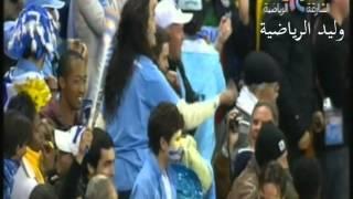 سواريز ولمسة اليد الشهيرة كأس العالم 2010 م تعليق عربي