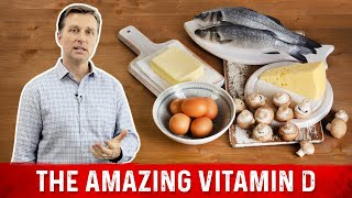 The Amazing Vitamin D