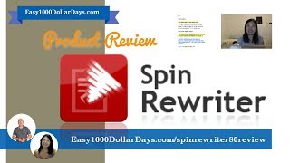 spinrewriter 8 review | new release of the best article spinner