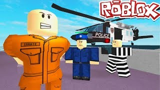 ROBLOX: TAKING OVER THE PRISON IN ROBLOX!!