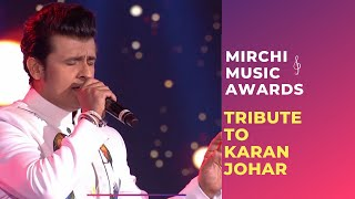 Sonu Nigam, Udit Narayan, Shaan and Pritam pay tribute to Karan Johar | #RSMMA