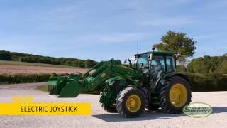The NEW 5R Compact Tractor - 543 front loader
