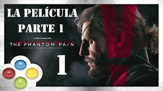 Metal Gear Solid 5 [1/6] Pelicula Completa Full Movie
