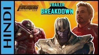 Avengers Infinity War Trailer 2 Breakdown IN HINDI   Avengers Infinity War IN HINDI   avengers