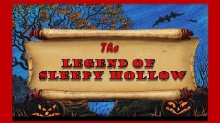 The Legend of Sleepy Hollow-Headless Horseman