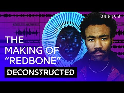 "The Making Of Childish Gambino's ""Redbone"" With Ludwig Göransson 