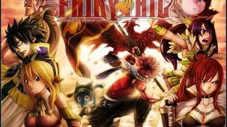 Fairy tail tập cuối: Trận đánh hay nhất trong fairy tail - Lồng nhạc Remix