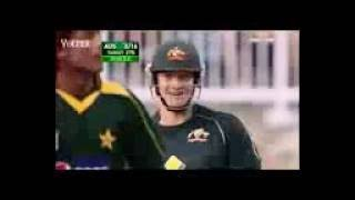 Best bowling m amir vs australia