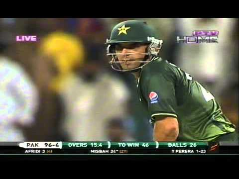 Pakistan Vs Sri Lanka Hightlights T20 25 November 2011 Pt6