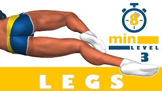 8 Min Legs - Level 3