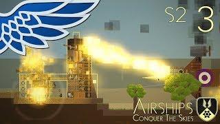 AIRSHIPS | Tiny Rocket Ship Part 3 - Airships Conquer The Skies S2 Let