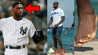 Top 10 Things You Didn't Know About LeBron James! (NBA) - PART 2