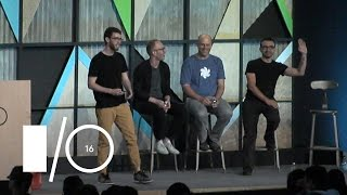 Daydream Labs: Lessons Learned from VR Prototyping - Google I/O 2016