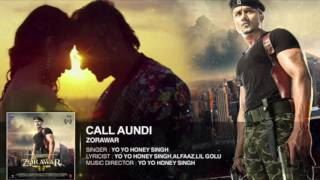 Call Aundi [Bass Boosted] | ZORAWAR | Yo Yo Honey Singh | Latest Punjabi Songs 2016