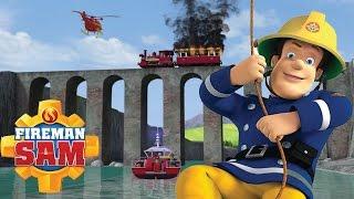Fireman Sam Season 9 - Must Watch Rescues | Fireman Sam Saves the day again - Cartoons for Children