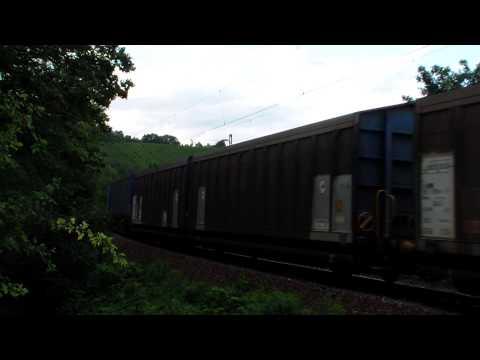 ► Siemens ES64U2 - ÖBB 1116  - Trainspotting Austrian Locomotive Germany