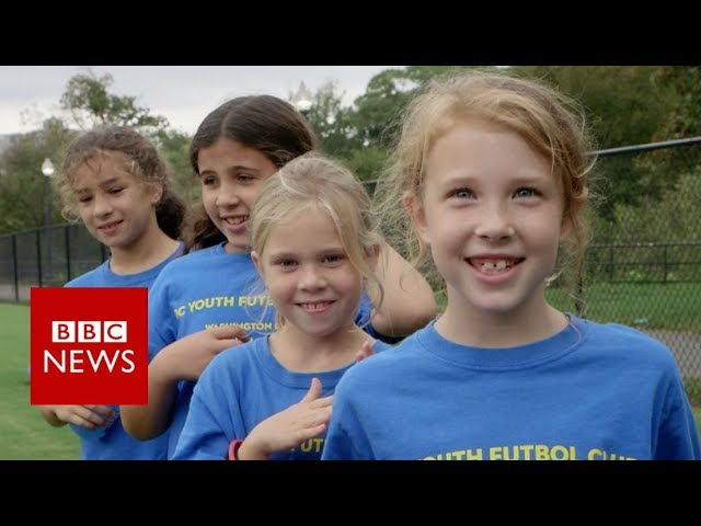 World Cup: Kids react to USA football team exit - BBC News