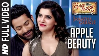 Apple Beauty Full Video Song ||