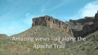 Apache Trail - Toughest Section - In A Minivan
