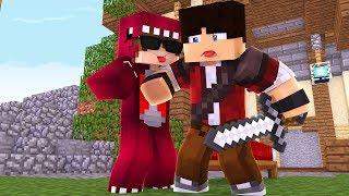 Minecraft: BEDWARS - O MAFIL TENTOU ME BEIJAR !!