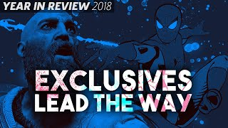 PS4 Stays Ahead With Excellent Exclusives | 2018 Year In Review
