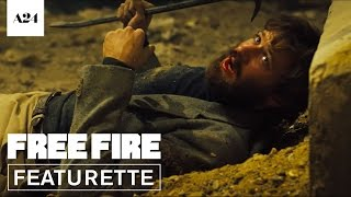 Free Fire   Ord   Official Featurette HD   A24