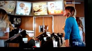 Spot Belen Rodriguez al McDonald's