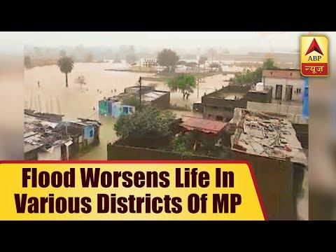 Xxx Mp4 Flood Worsens Life In Various Districts Of Madhya Pradesh ABP News 3gp Sex