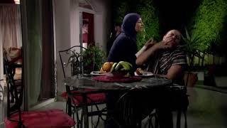 نونة المأذونة - الفنانة حنان ترك وأحمد ثابت في مشهد كوميدي  .. هحسرك على عيالك