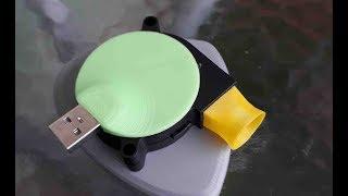 DIY Air Mattress Pump