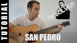 Como tocar San Pedro - Carlos Goñi Revolver Tutorial FACIL paso a paso TABS, letra y acordes