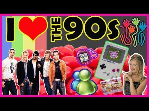 39 cosas que sólo las chicas de los 90 entenderán