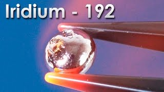 Iridium - The MOST RARE Metal on Earth!