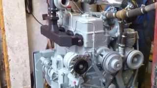 ZT Motor mit Turbolader DDR