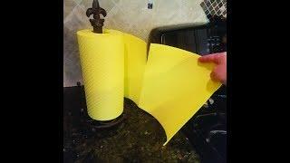 Wowables™, The Reusable Paper Towels, 30 Count Roll